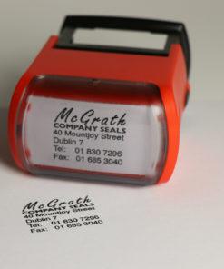Company Stamp McGrath Seals
